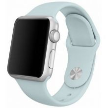 PASEK CASSY SMOOTHBAND APPLE WATCH 1/2/3 (42MM) TURQUOISE