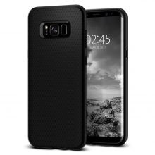 ETUI SPIGEN SGP LIQUID AIR GALAXY S8 BLACK