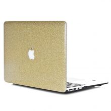 OBUDOWA CASSY GLITTERSHELL MACBOOK AIR 13 GOLD