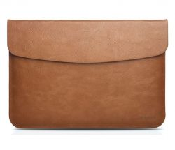 SKÓRZANY FUTERAŁ CASSY TAIKESEN MACBOOK AIR/PRO 13 CLASSIC BROWN