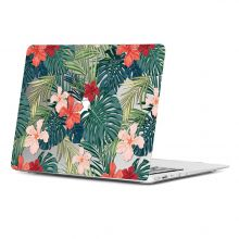 OBUDOWA CASSY SMARTSHELL MACBOOK AIR 13 TROPICAL PLANTS
