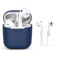 ETUI TECH-PROTECT ICONSET APPLE AIRPODS NAVY