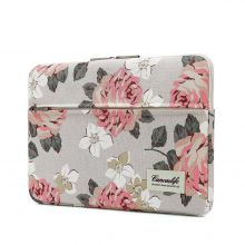 FUTERAŁ CANVASLIFE SLEEVE MACBOOK AIR/PRO 13 WHITE ROSE