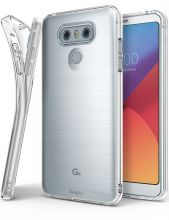 ETUI RINGKE AIR LG G6 CRYSTAL VIEW