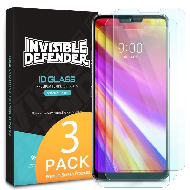 Szkło Hartowane Ringke Id 3pack Lg G7 Thinq Clear Cassy Etui Ochronne Do Telefonu