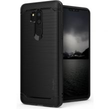 ETUI RINGKE ONYX LG G7 THINQ BLACK