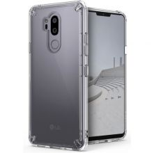 ETUI RINGKE FUSION LG G7 THINQ CLEAR
