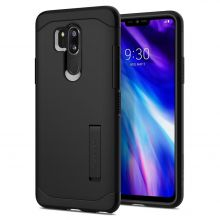 ETUI SPIGEN SLIM ARMOR LG G7 THINQ BLACK
