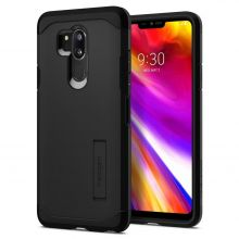 ETUI SPIGEN TOUGH ARMOR LG G7 THINQ BLACK
