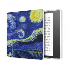 ETUI CASSY SMARTCASE KINDLE OASIS 2 2017 STARRY NIGHT