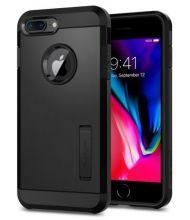 ETUI SPIGEN TOUGH ARMOR 2 IPHONE 7/8 PLUS BLACK