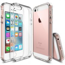 ETUI RINGKE FUSION IPHONE 5S/5SE CRYSTAL VIEW