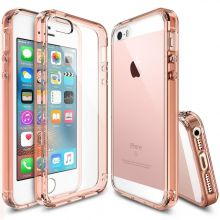 ETUI RINGKE FUSION IPHONE 5S/5SE ROSE GOLD