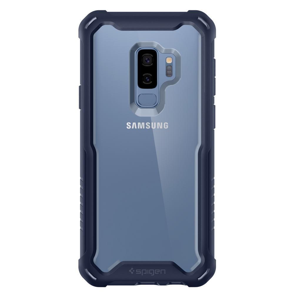 buy popular 8f18b 363fd ETUI SPIGEN HYBRID 360 GALAXY S9+ PLUS DEEPSEA BLUE