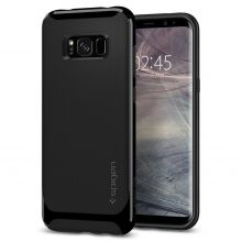 ETUI SPIGEN NEO HYBRID GALAXY S8+ PLUS SHINY BLACK