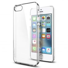 ETUI SPIGEN SGP THIN FIT IPHONE 5S/SE CRYSTAL