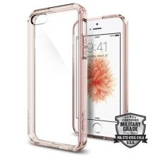 ETUI SPIGEN SGP ULTRA HYBRID IPHONE 5S/SE ROSE CRYSTAL