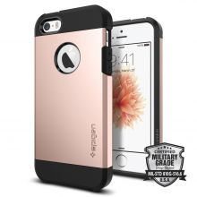 ETUI SPIGEN SGP TOUGH ARMOR IPHONE 5S/SE ROSE GOLD