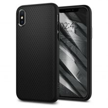 ETUI SPIGEN LIQUID AIR IPHONE X/XS MATTE BLACK