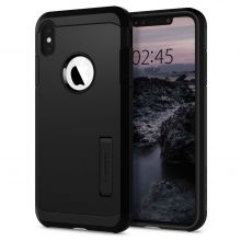 ETUI SPIGEN TOUGH ARMOR IPHONE X/XS BLACK