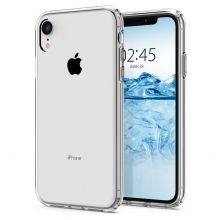 ETUI SPIGEN LIQUID CRYSTAL IPHONE XR CRYSTAL CLEAR
