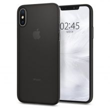 ETUI SPIGEN AIRSKIN IPHONE X/XS BLACK