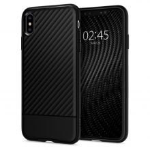 ETUI SPIGEN CORE ARMOR IPHONE XS MAX BLACK