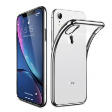 ETUI ESR ESSENTIAL IPHONE XR SILVER