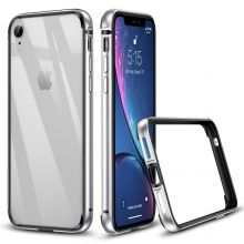 ETUI ESR CROWN IPHONE XR SILVER