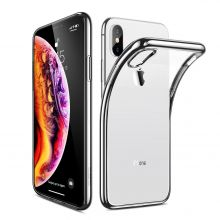 ETUI ESR ESSENTIAL IPHONE XS MAX SILVER