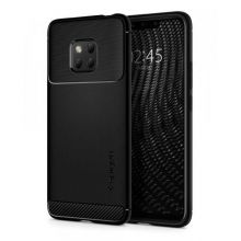 ETUI SPIGEN RUGGED ARMOR HUAWEI MATE 20 PRO BLACK