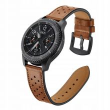 SKÓRZANY PASEK TECH-PROTECT LEATHER SAMSUNG GEAR S3 BROWN