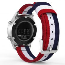 PASEK TECH-PROTECT WELLING SAMSUNG GEAR S3 NAVY/RED