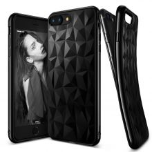 ETUI RINGKE PRISM AIR IPHONE 7/8 PLUS BLACK DIAMOND