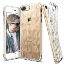 ETUI RINGKE PRISM AIR IPHONE 7/8 PLUS CLEAR DIAMOND