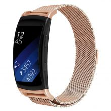 BRANSOLETA TECH-PROTECT MILANESEBAND SAMSUNG GEAR FIT 2/2 PRO ROSE GOLD