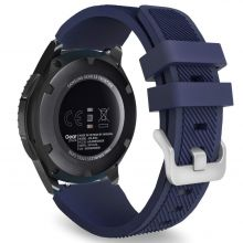 PASEK TECH-PROTECT SMOOTHBAND SAMSUNG GALAXY WATCH 46MM MIDNIGHT BLUE