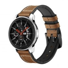 SKÓRZANY PASEK TECH-PROTECT OSOBAND SAMSUNG GALAXY WATCH 46MM VINTAGE BROWN