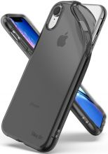 ETUI RINGKE AIR IPHONE XR SMOKE BLACK