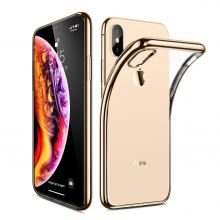ETUI ESR ESSENTIAL IPHONE X/XS CHAMPAGNE GOLD