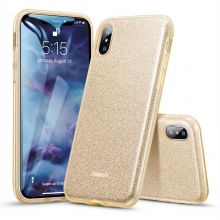 ETUI ESR MAKEUP IPHONE XS MAX CHAMPAGNE GOLD