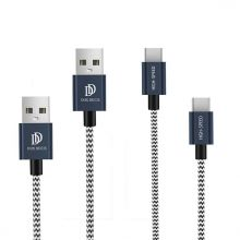 KABEL DUXDUCIS 2-PACK TYPE-C CABLE 100CM + 20CM NAVY