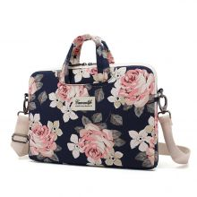 TORBA CANVASLIFE BAG MACBOOK AIR/PRO 15 NAVY ROSE