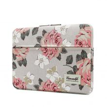 FUTERAŁ CANVASLIFE SLEEVE MACBOOK AIR/PRO 15 WHITE ROSE