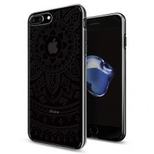 ETUI SPIGEN SGP LIQUID SHINE IPHONE 7/8 PLUS CRYSTAL MANDALA