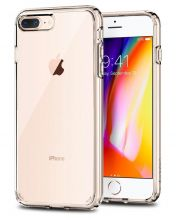 ETUI SPIGEN SGP ULTRA HYBRID 2 IPHONE 7/8 PLUS CRYSTAL CLEAR