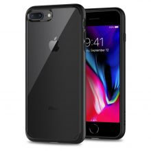 ETUI SPIGEN SGP ULTRA HYBRID 2 IPHONE 7/8 PLUS BLACK