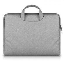 TORBA CASSY BRIEFCASE MACBOOK 12/AIR 11 LIGHT GREY