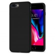 ETUI SPIGEN LIQUID CRYSTAL 2 IPHONE 7/8 PLUS MATTE BLACK