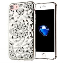 ETUI CASSY DIAMOND IPHONE 7/8 SILVER